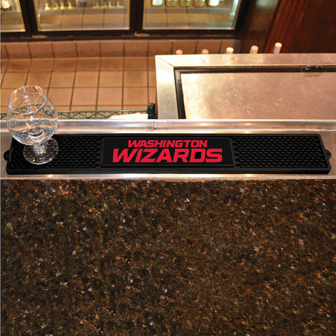 NBA Washington Wizards Bar and Drink Mat - Bed, Bath, And My Team