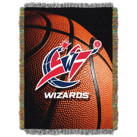 NBA Washington Wizards PHOTO REAL Tapestry - Bed, Bath, And My Team
