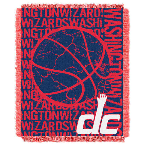 NBA Washington Wizards Woven Decorative Tapestry - Bed, Bath, And My Team