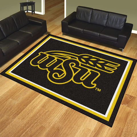 NCAA Wichita State Shockers 8 X 10 Ft. Area Rug - Bed, Bath, And My Team