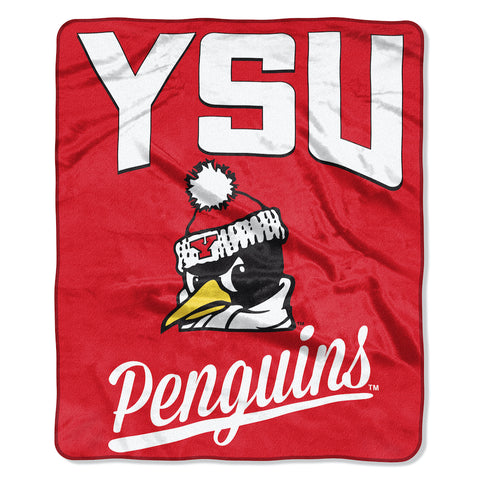 Youngstown State Penguins Alumni Blanket