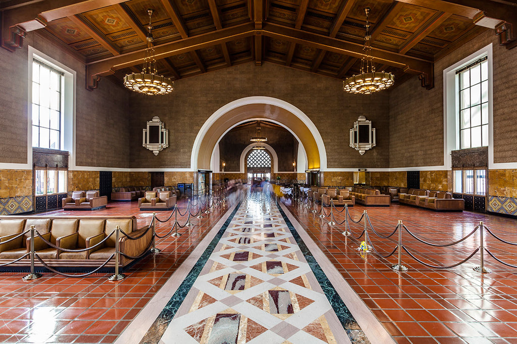 oceanandmain Union Station Los Angeles