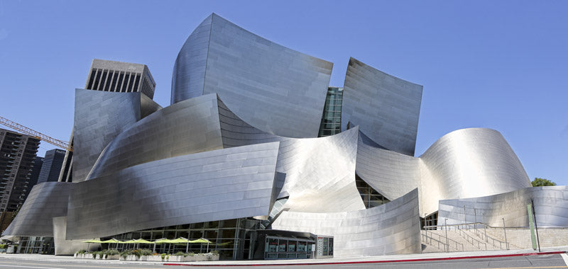 oceanandmain Walt Disney Concert Hall
