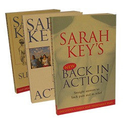 Sarah Key's Books