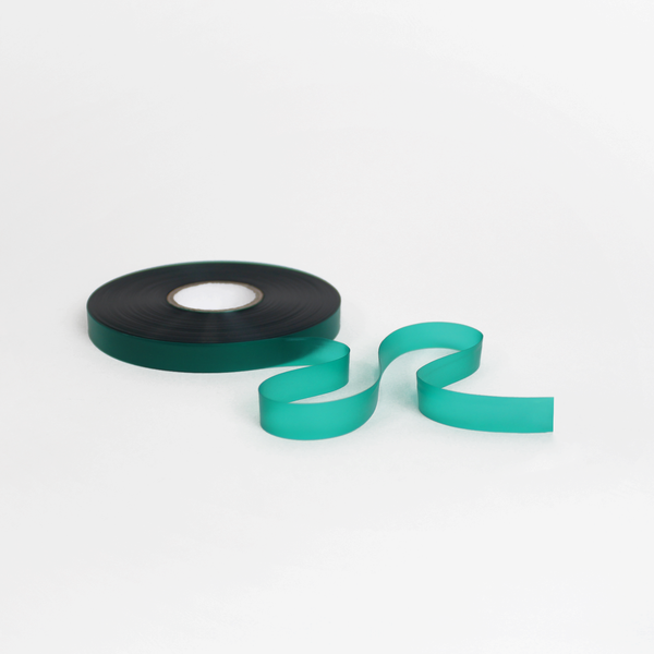 1/2 inch green tie tape