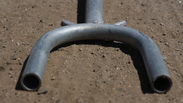 U shaped Galvanized anchors for hoop houses - Purchase online