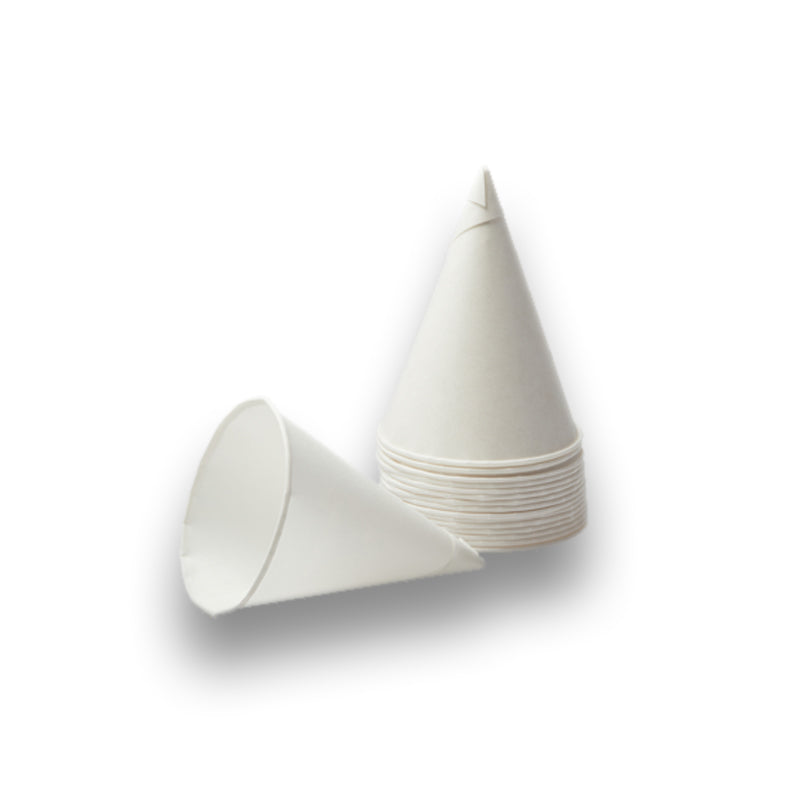 Paper Cone Cups - Wholesale