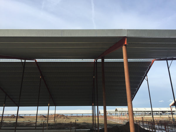 Metal Roofing Supplied by Jim's Supply