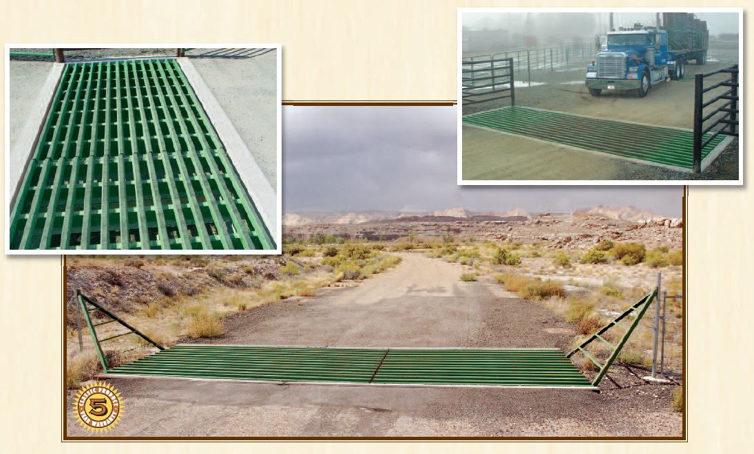 Powder River Cattle Guards