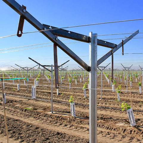 Gable Trellis Crossarms