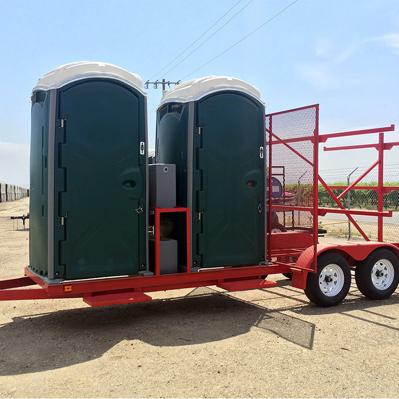 Restroom Trailers - Wholesale