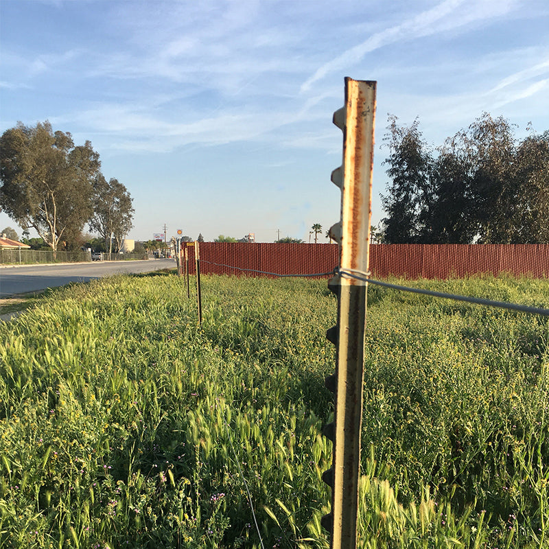 Fencing T-Posts - Wholesale