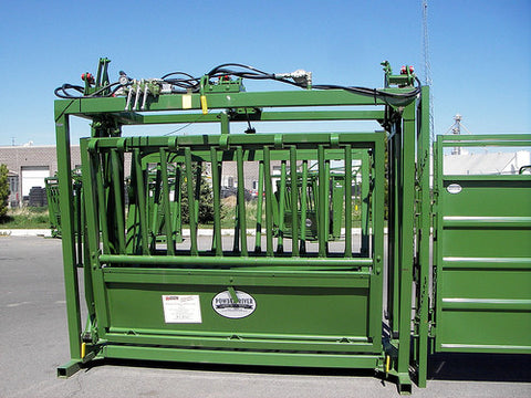 Powder River Hydraulic Chute