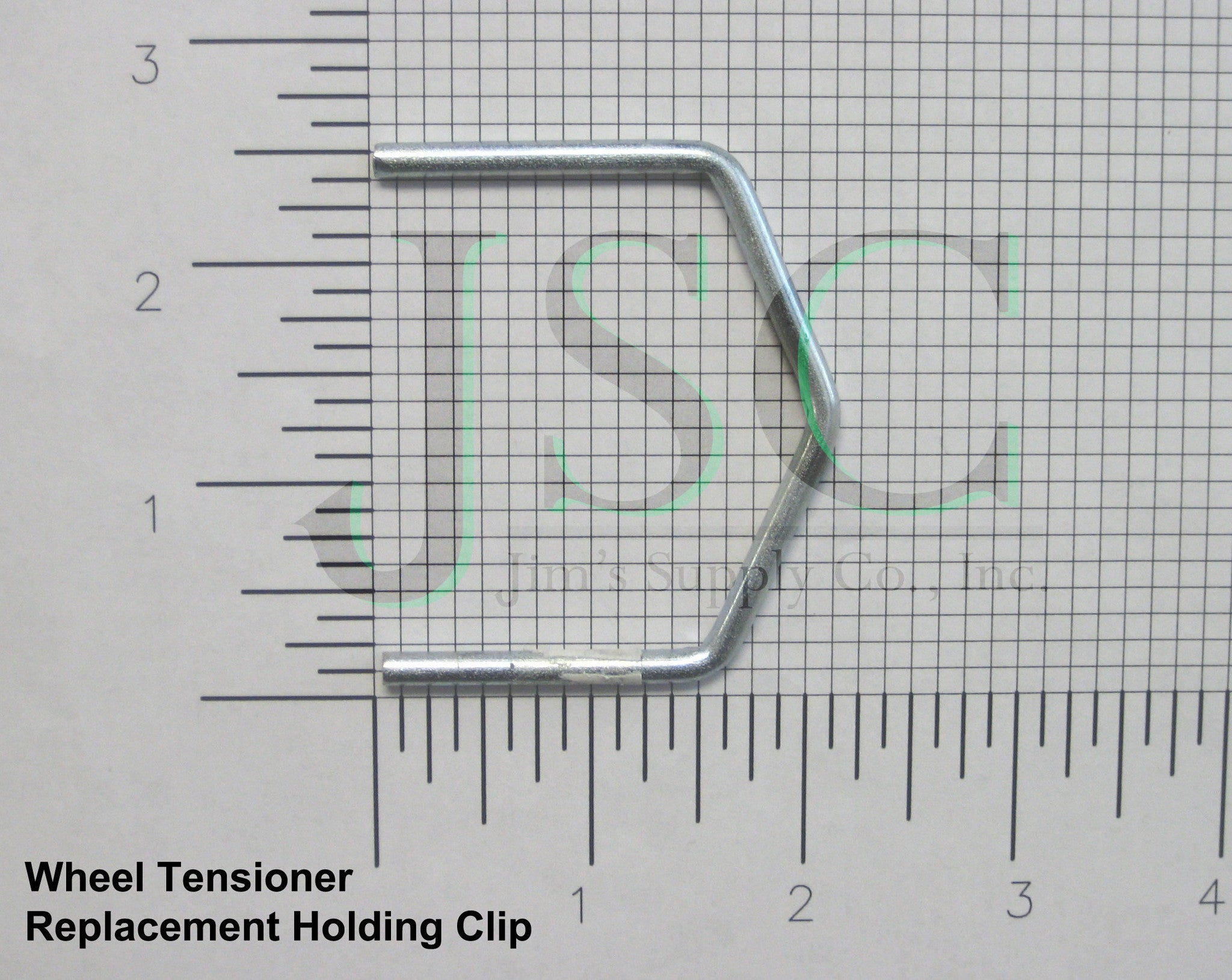 Wheel Tensioner Replacement Holding Clip - Wholesale