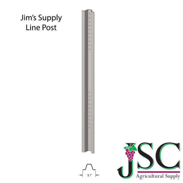 Jim's Supply Line Post - Wholesale