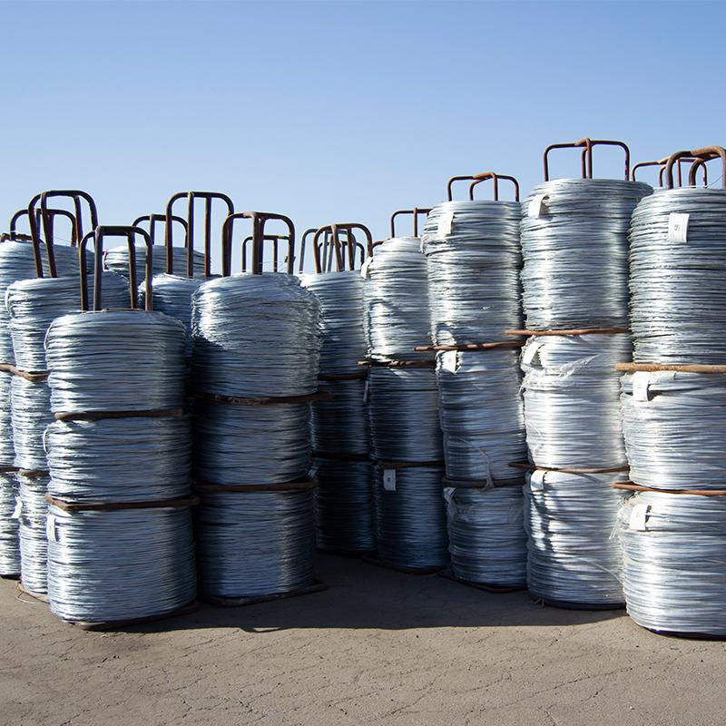 largest inventory of soft and high tensile vineyard wire