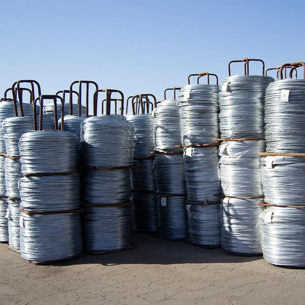 Large Inventory of Vineyard Wire Available