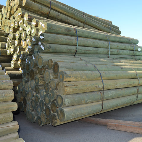 Wood End Posts