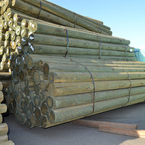 Wood End Posts - Wholesale