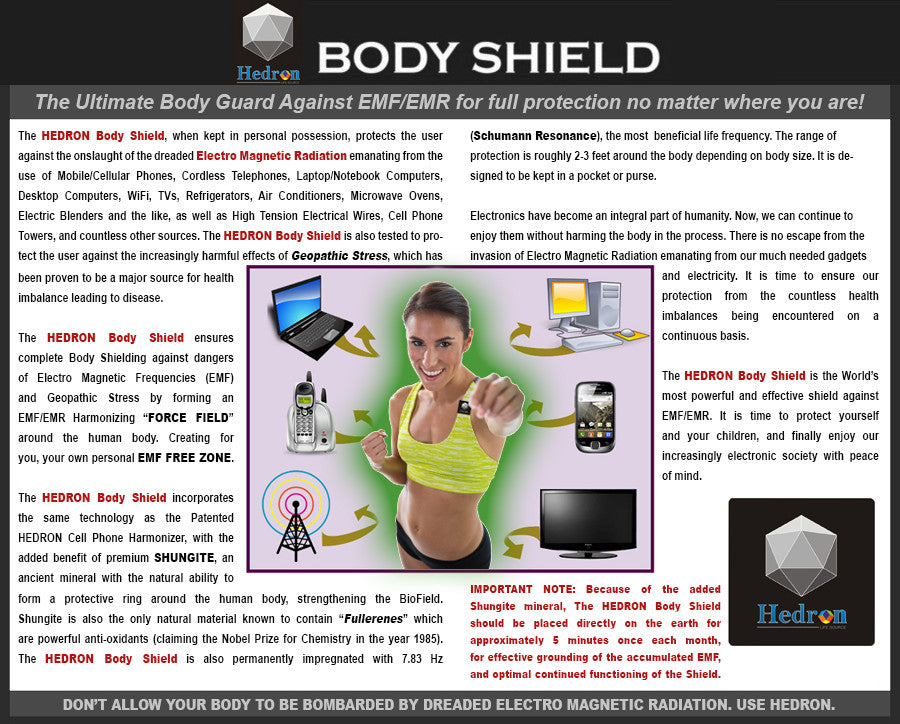 body shield