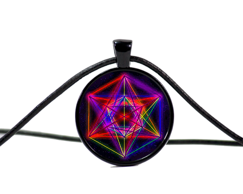 Hedron Pendant- Temporarily out of stock- Available for pre-order!