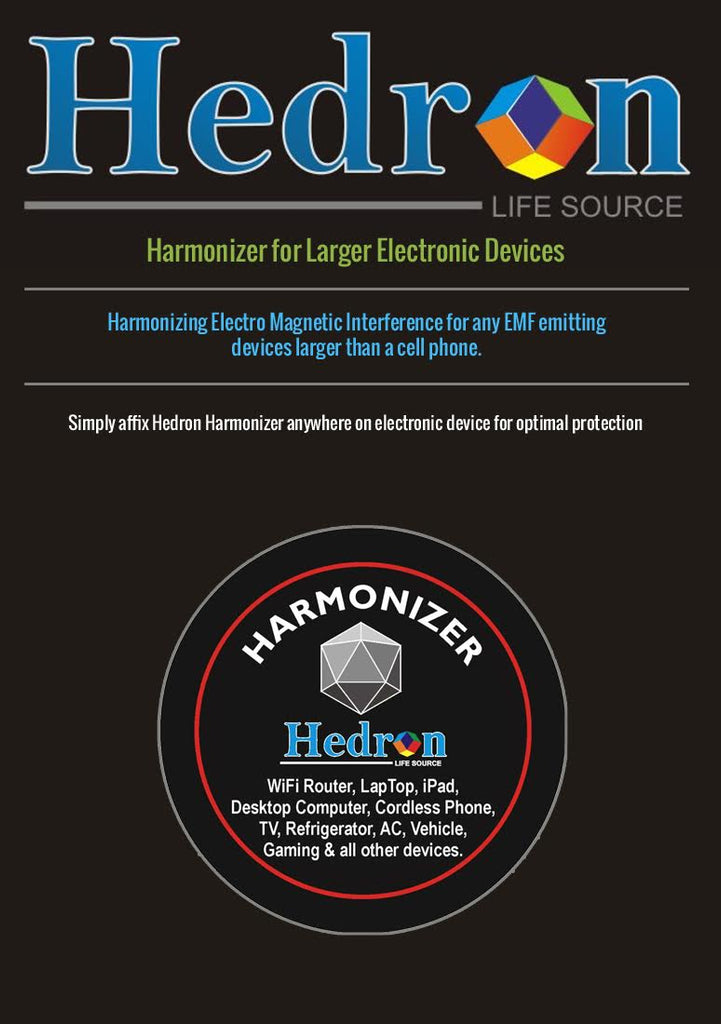 NEW! Hedron Harmonizer for Larger Electronic Devices