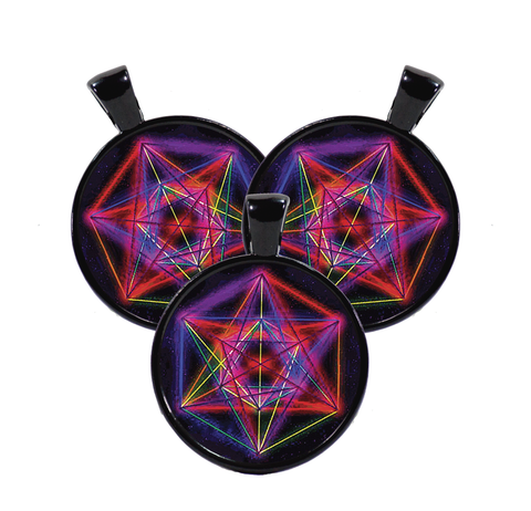 Hedron Pendant (3PK Bundle)- Temporarily out of stock- Available for pre-order!