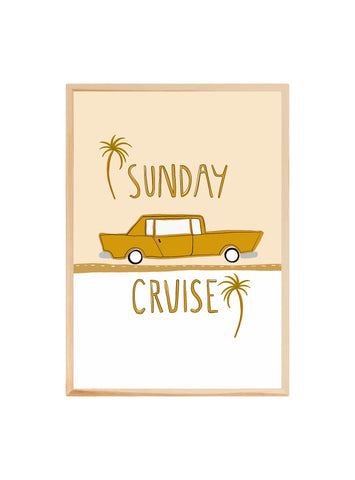 Sunday Funday ~ Fine art print