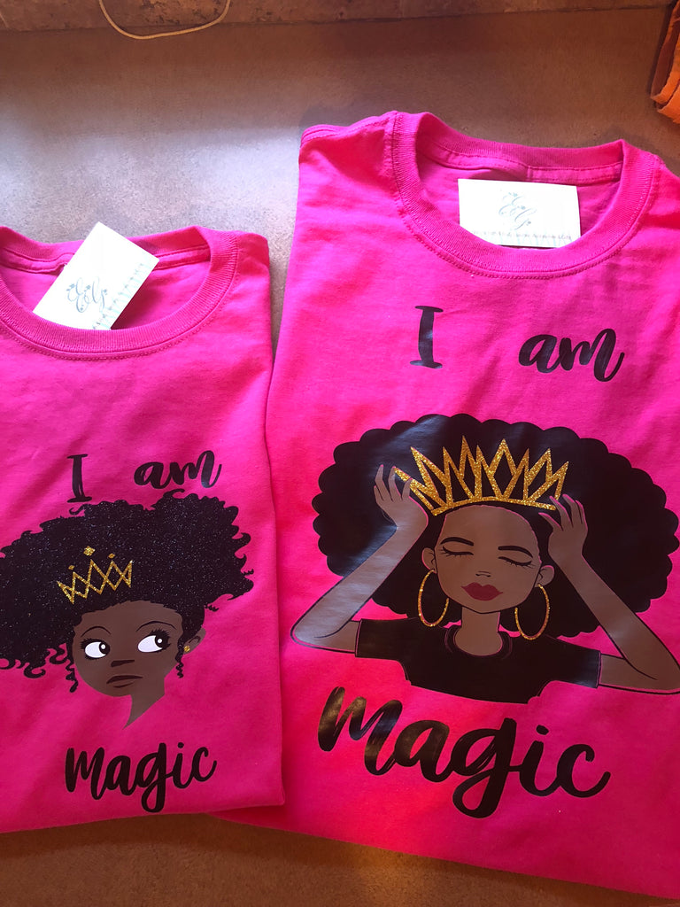 Mommy & Me (Black Girl Magic) -  Eden's Garden