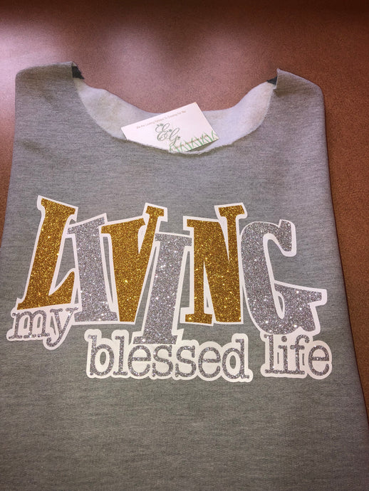 Living My Blessed Life -  Eden's Garden