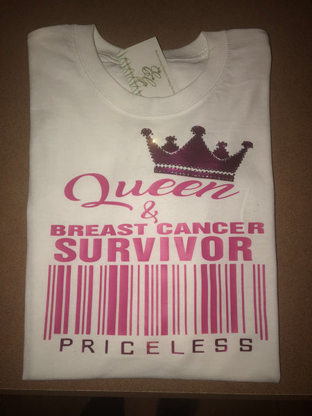 Priceless Survivor (Breast Cancer Edition) -  Eden's Garden