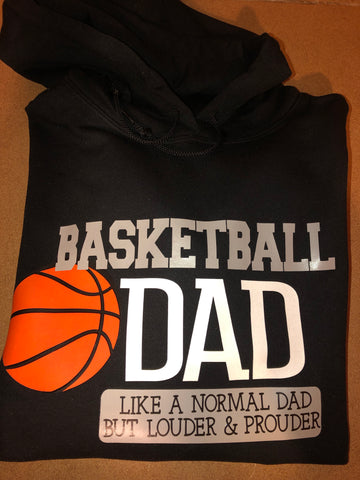 Normal Basketball Dad -  Eden's Garden
