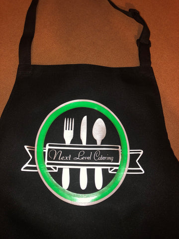 My Custom Apron(your design) -  Eden's Garden