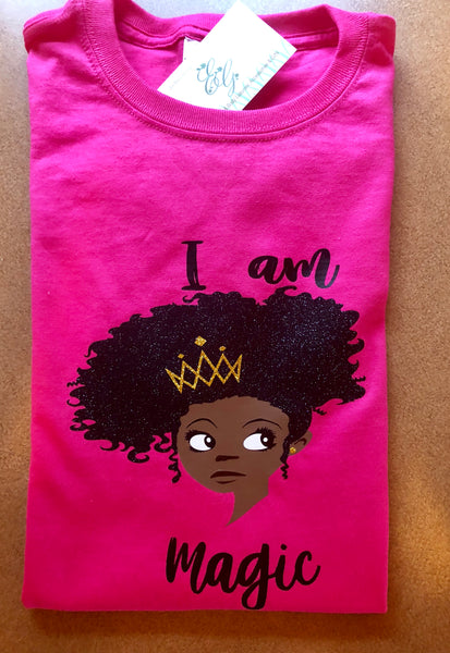 I Am (Black Girl) Magic -  Eden's Garden