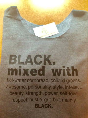 Black Mixed With..... -  Eden's Garden