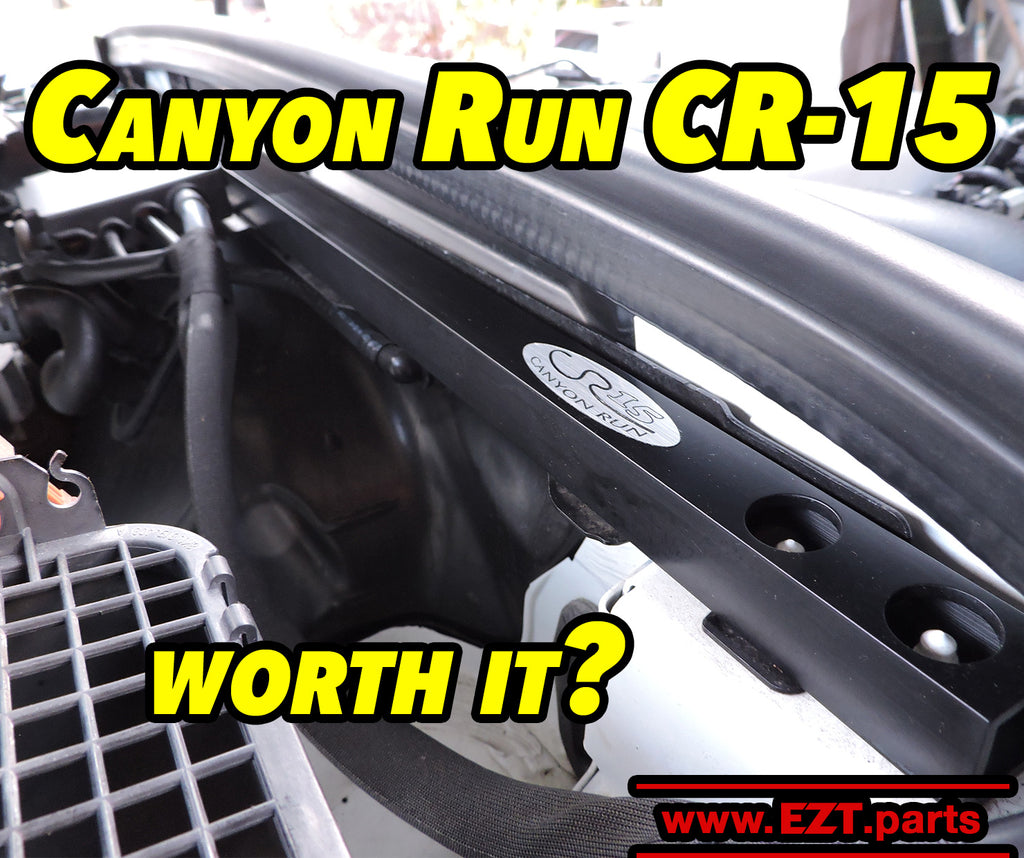 Audi A4/S4/A5/S5/RS5 Canyon Run CR-15 Strut Bar Full Review