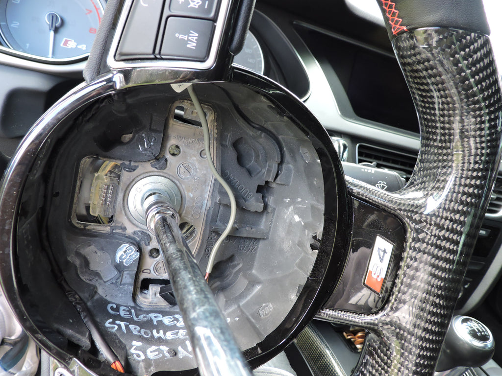 VW and Audi Steering Wheel DIY Installation Guides