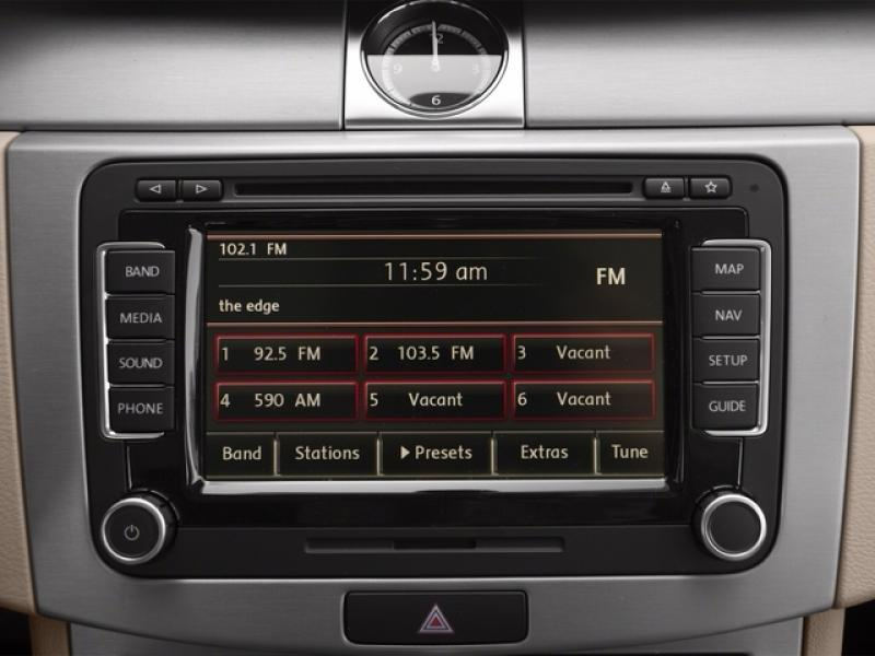 RNS510 Navigation System Overview – Eurozone Tuning