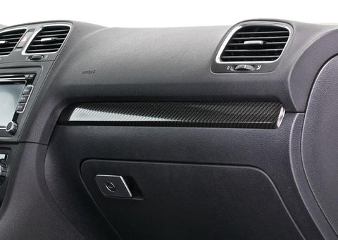 VW MK6 Golf/GTI/R OEM Decor Carbon Fiber Interior Trim