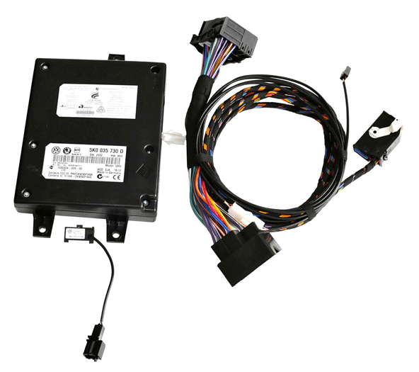 9w7 wiring harness kit?v=1480575751 9w7 bluetooth module 7p6035730f for rns510 and rcd510 eurozone  at cos-gaming.co