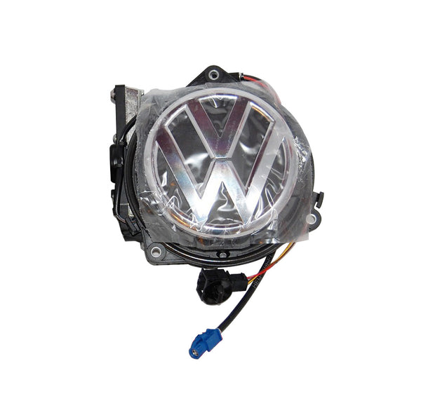 Volkswagen EOS Emblem Rear View Camera Kit - Eurozone Tuning - 4