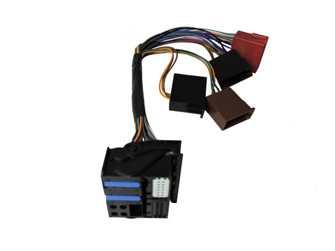 RNS-E Harness Adapter for BOSE Equipped Audi's - Eurozone Tuning - 1