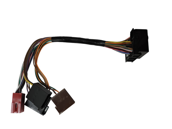 Rns e harness adapter for bose equipped audi s eurozone