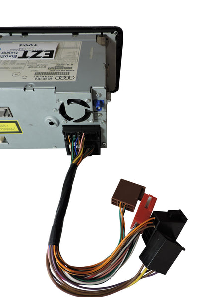 RNS-E Harness Adapter for BOSE Equipped Audi's - Eurozone Tuning - 7
