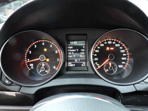POLAR FIS ADVANCED DASHBOARD DISPLAY - Eurozone Tuning - 8