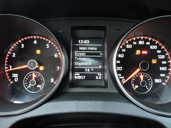 POLAR FIS ADVANCED DASHBOARD DISPLAY - Eurozone Tuning - 9