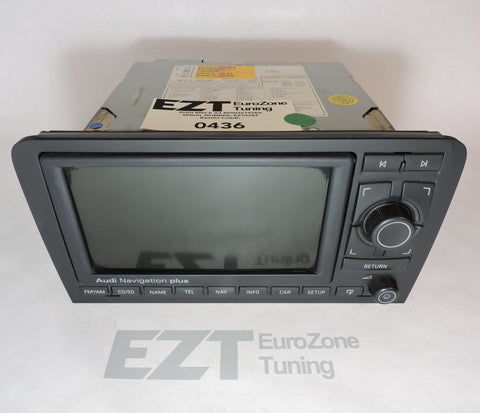 Audi RNS-E GEN1 Navigation System (Audi A3) - Eurozone Tuning - 1