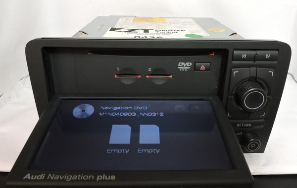 Audi RNS-E GEN1 Navigation System (Audi A3) - Eurozone Tuning - 10