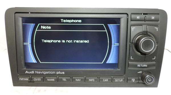 Audi RNS-E GEN1 Navigation System (Audi A3) - Eurozone Tuning - 12