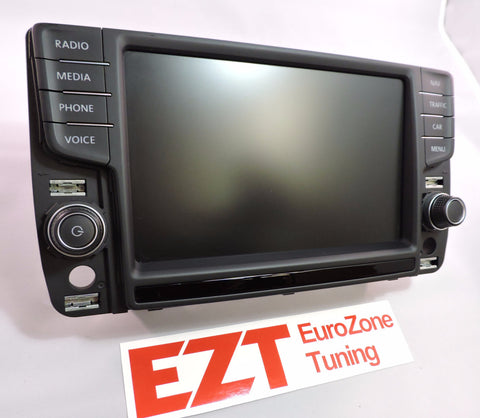 "VW MK7 Golf/GTI/GolfR/E-Golf 8"" Screen Retrofit Kit (Nav)"